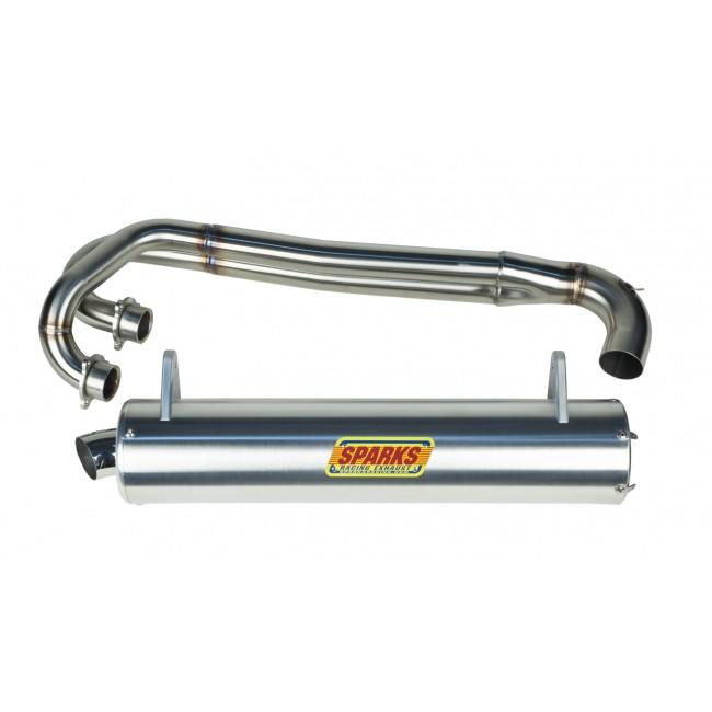 Sparks X 6 Full Utv Exhaust System