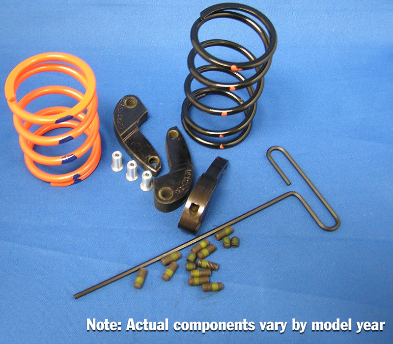 Utv Clutch Kits : Dalton pro clutch kits