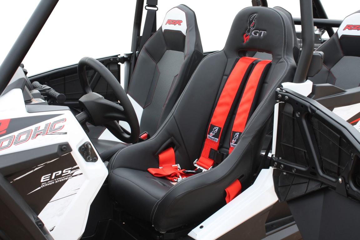 Dragonfire High Back Seats Utv Seats