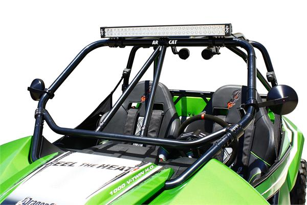 Dragonfire Front Cage Support Braces