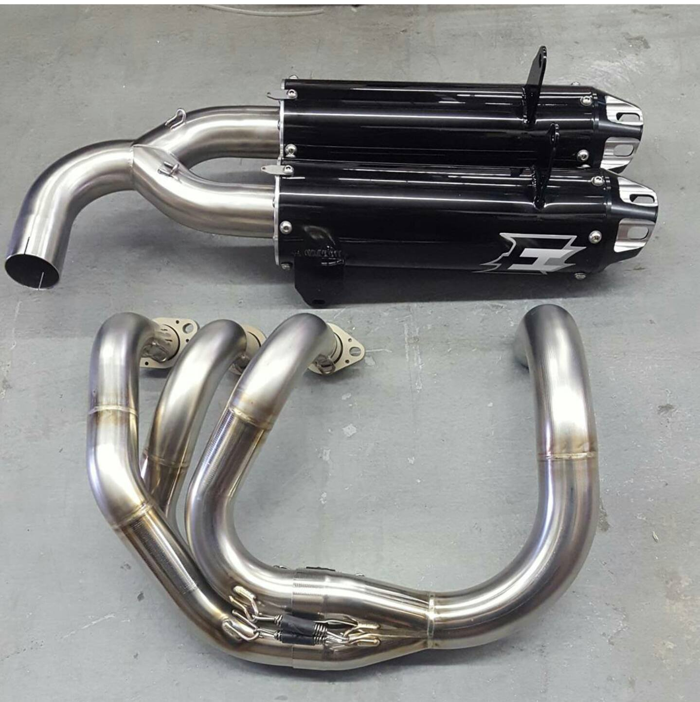 Empire Industries Cyclone Full Exhaust