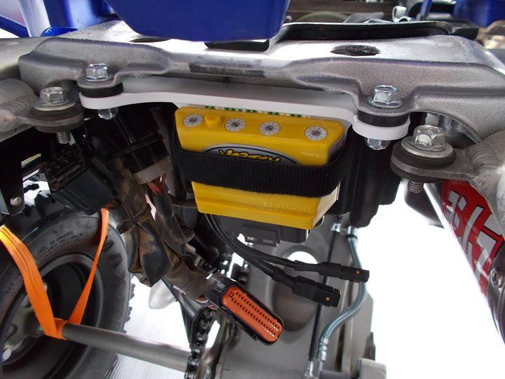 Peak Racing Anti Vibration Vortex Ecu Mount