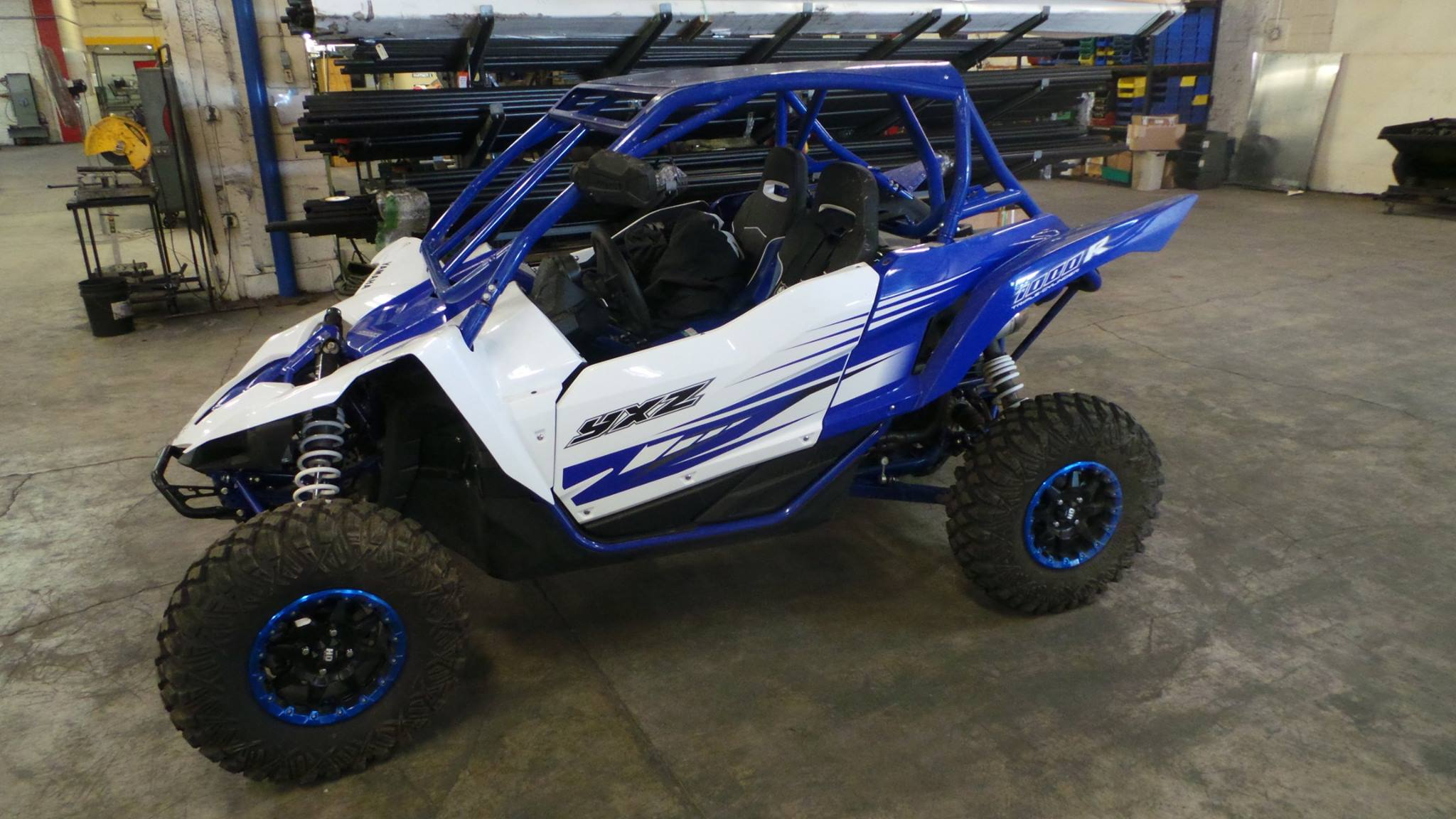 Roll Cages Houser Racing Yxz Race Cage For Only 2109 00