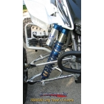 JD Performance Long Travel A-Arms / Motowoz Shocks
