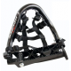 Houser Pro Bounce Foot Peg With Heel Guards