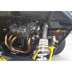 Graves Full YXZ1000 Exhaust Part #: EXY-16YXZ-FSC