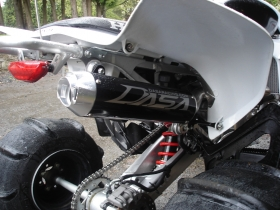 Dasa Racing Full Exhaust